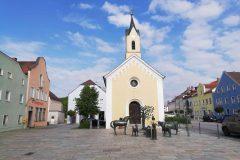 Marktkapelle Massing mit Franz von Assisi